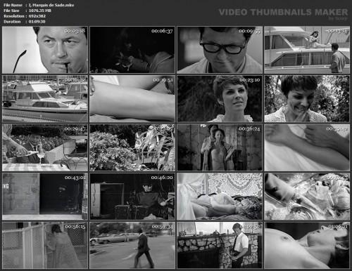 I, Marquis de Sade (1967) screencaps