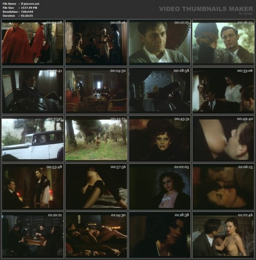 Il piacere (1985) screencaps