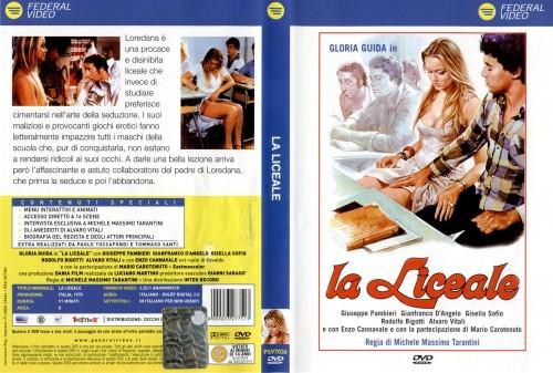 La Liceale (1975) cover