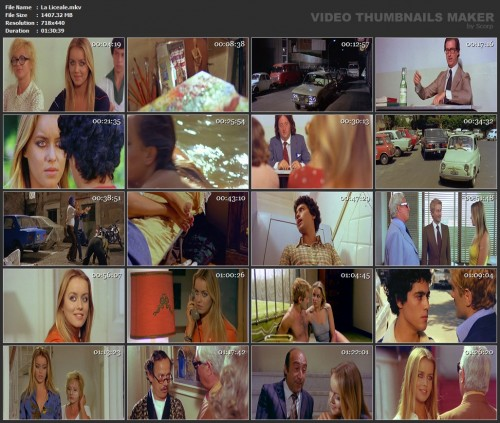 La Liceale (1975) screencaps