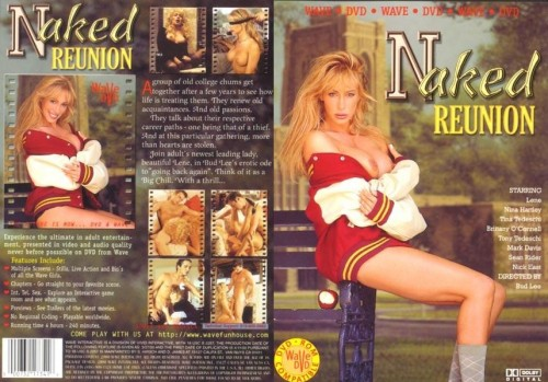 Naked Reunion (1993) cover