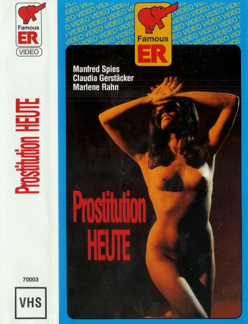 Prostitution Heute (1970) cover