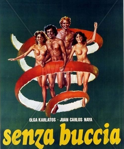 Senza buccia (1979) cover