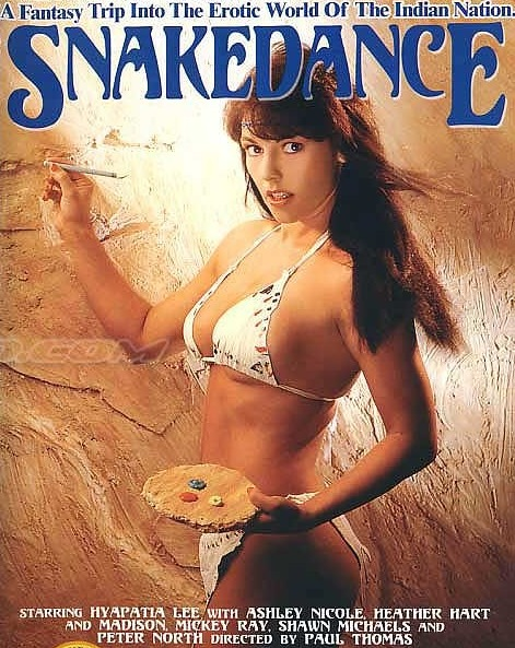 Snakedance (1993) cover