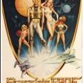 Starship Eros (1980) cover