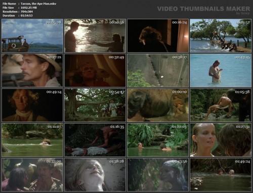 Tarzan, the Ape Man (1981) screencaps
