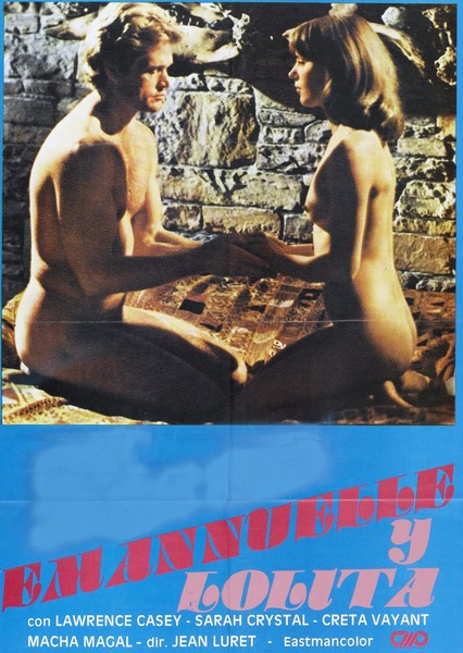 The Daughter of Emanuelle (1975) cover