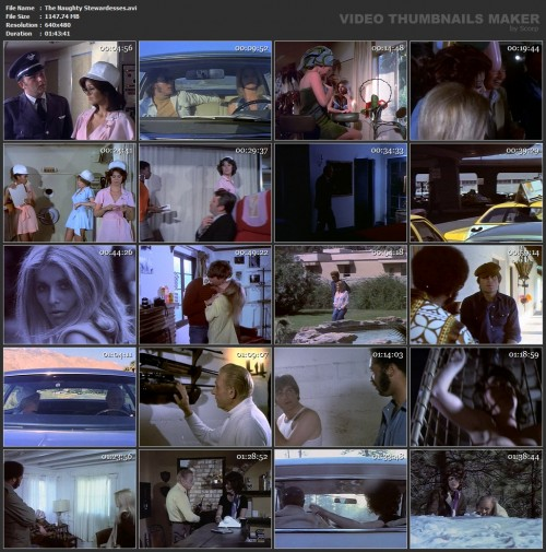 The Naughty Stewardesses (1975) screencaps