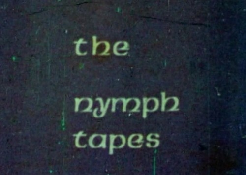 The Nymph Tapes (1973) cover