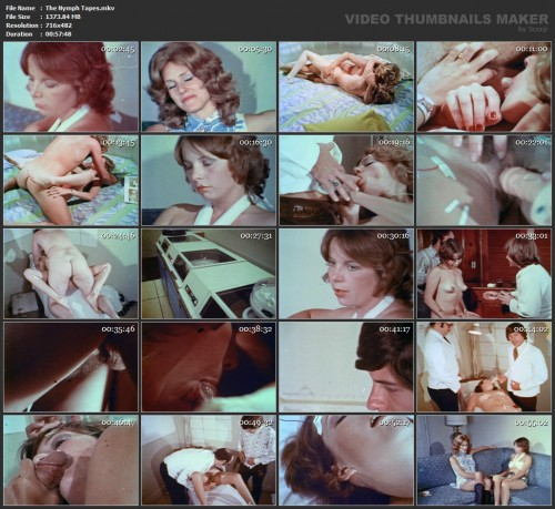 The Nymph Tapes (1973) screencaps
