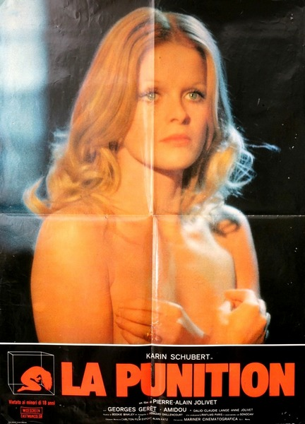 The Punishment (1973) cover