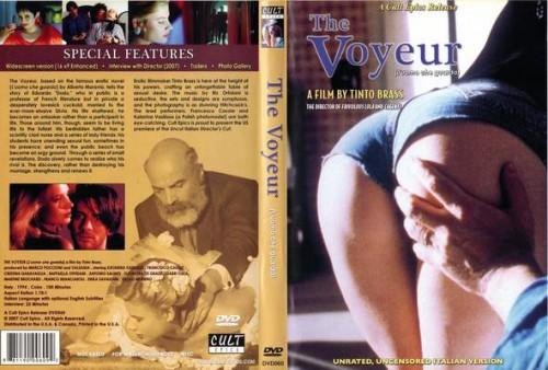 The Voyeur (1994) cover