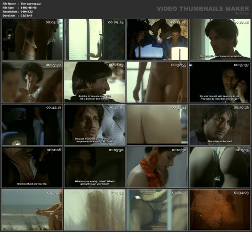 The Voyeur (1994) screencaps