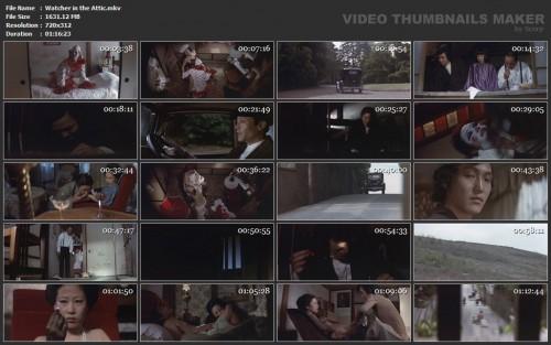 Watcher in the Attic (1976) screencaps