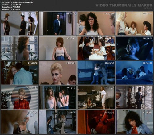 Bad Girls Dormitory (1986) screencaps