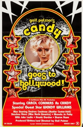Candy Goes To Hollywood (1979) cover