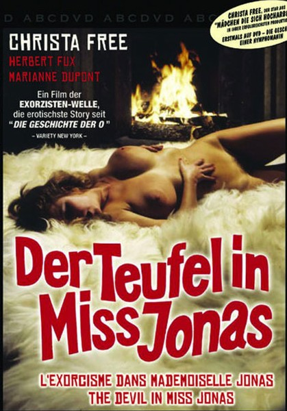 Der Teufel in Miss Jonas (Better Quality) (1976) cover