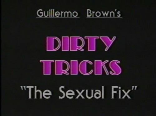 Dirty Tricks (1986) cover