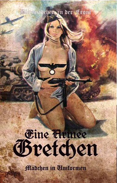 Eine Armee Gretchen (Better Quality) (1973) cover