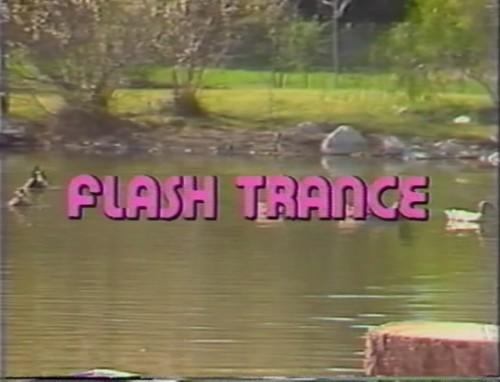 Flash Trance (1985) cover