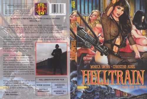 Helltrain (1977) cover