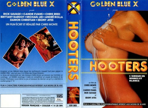 Hooters (Better Quality) (1986) cover
