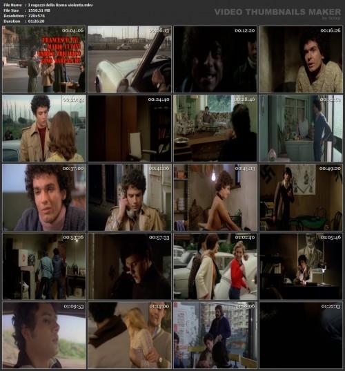 I ragazzi della Roma violenta (1976) screencaps