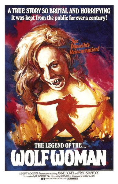 La lupa mannara (1976) cover