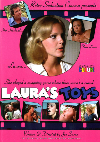 Lauras Toys (1975) cover