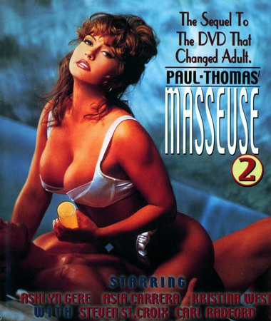 Masseuse 2 (1994) cover