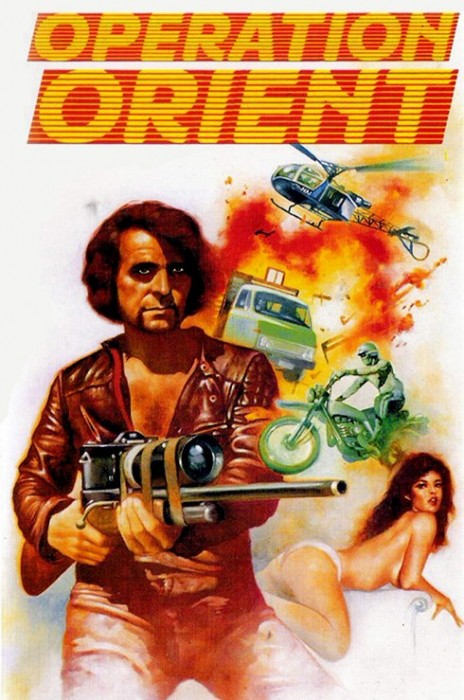 Operation Orient (1978) cover
