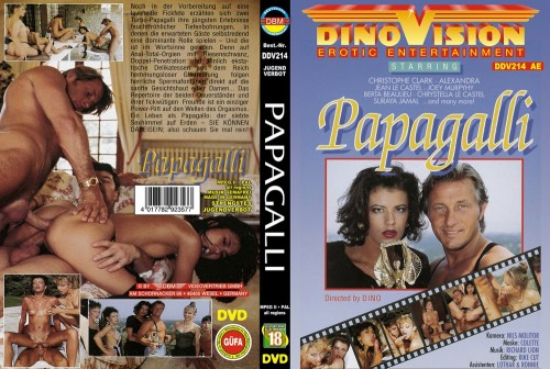 Papagalli (1990s) cover