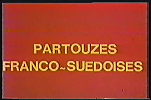 Partouzes Franco Suedoises (1978) cover