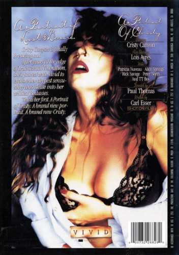 Portrait of Christy (1990) cover