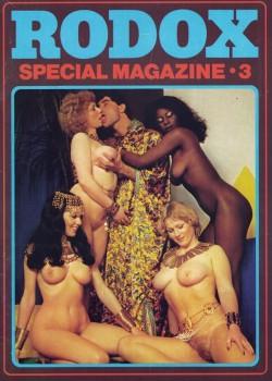 Rodox 03 (Magazine) cover