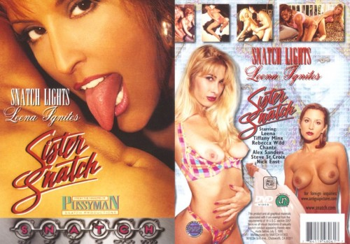 Sister Snatch 1 (1994) cover