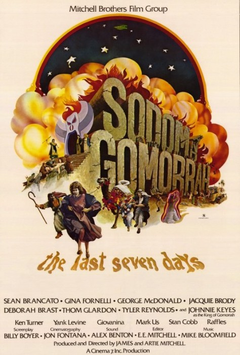 Sodom and Gomorrah: The Last Seven Days (1975) cover