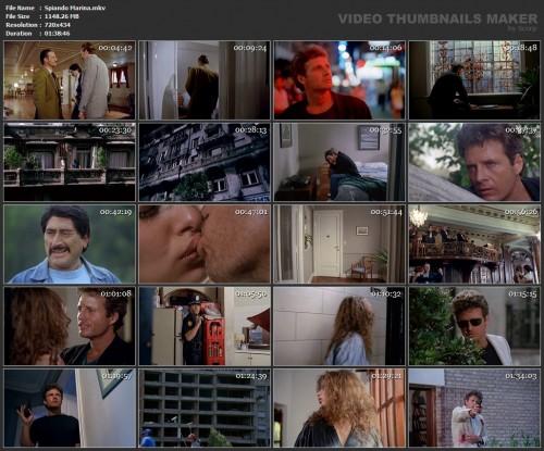 Spiando Marina (1992) screencaps
