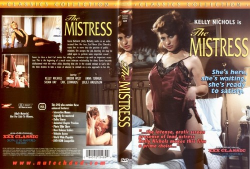 The Mistress 1 (1982) cover