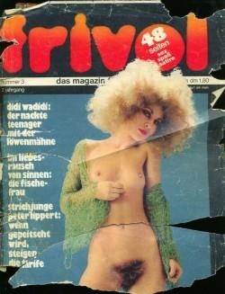 frivol 03 (Magazine) cover