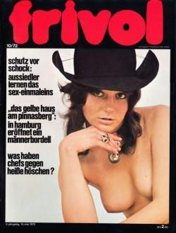 frivol 10 (Magazine) cover