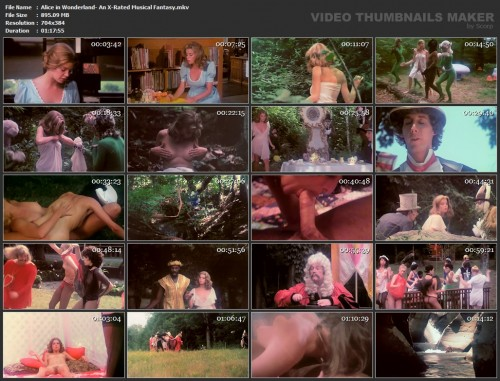 Alice in Wonderland: An X-Rated Musical Fantasy (1976) screencaps