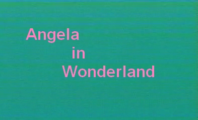 Angela in Wonderland (1986) cover