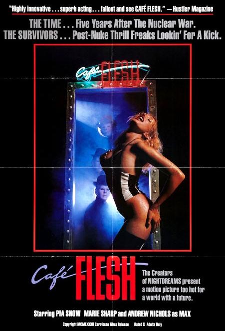 Cafe Flesh (1982) cover