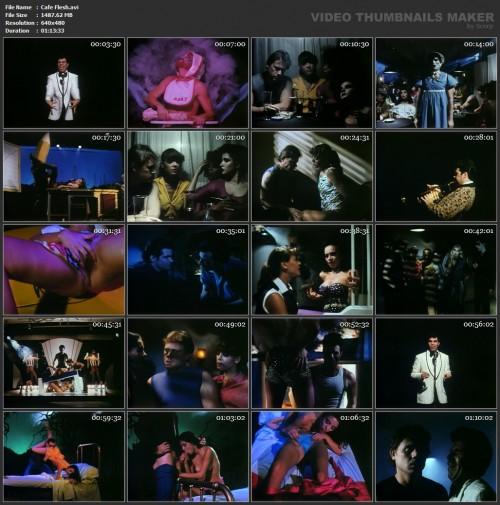 Cafe Flesh (1982) screencaps