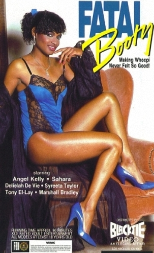 Fatal Booty (1987) cover