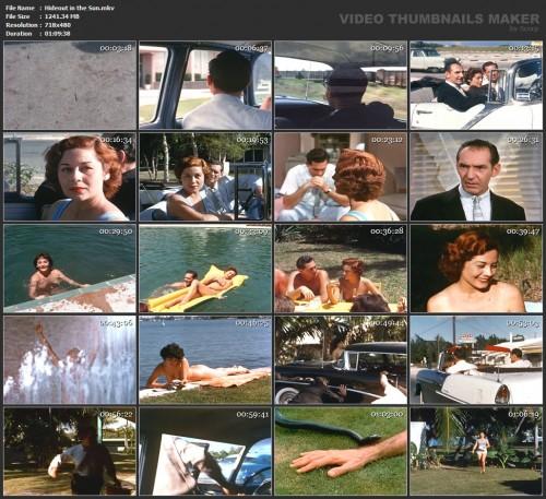 Hideout in the Sun (1960) screencaps