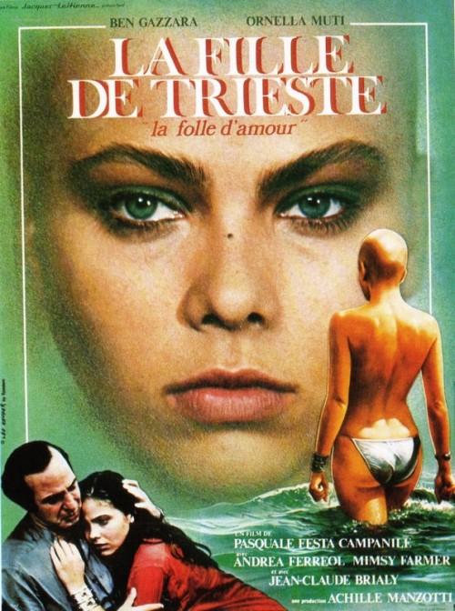 La ragazza di Trieste (1982) cover