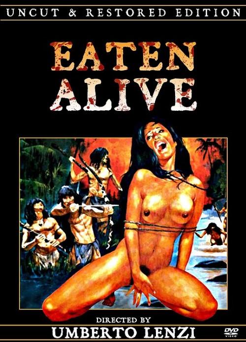 Mangiati vivi! (1980) cover