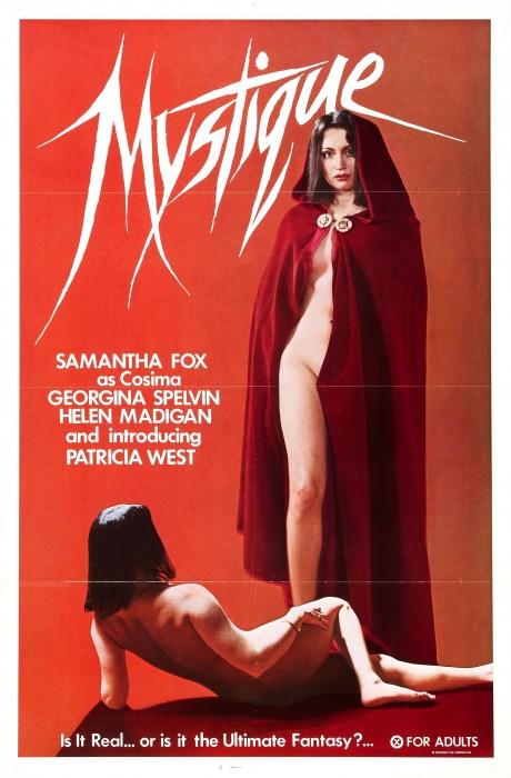 Mystique (1979) cover